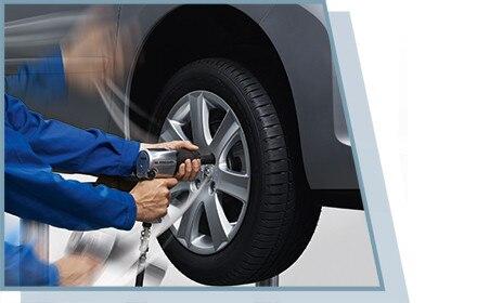 Reifenwechselgarantie Peugeot Zubehör Wintercheck