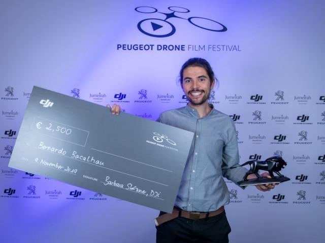 PEUGEOT Drone Film Festival 2019 Gewinner