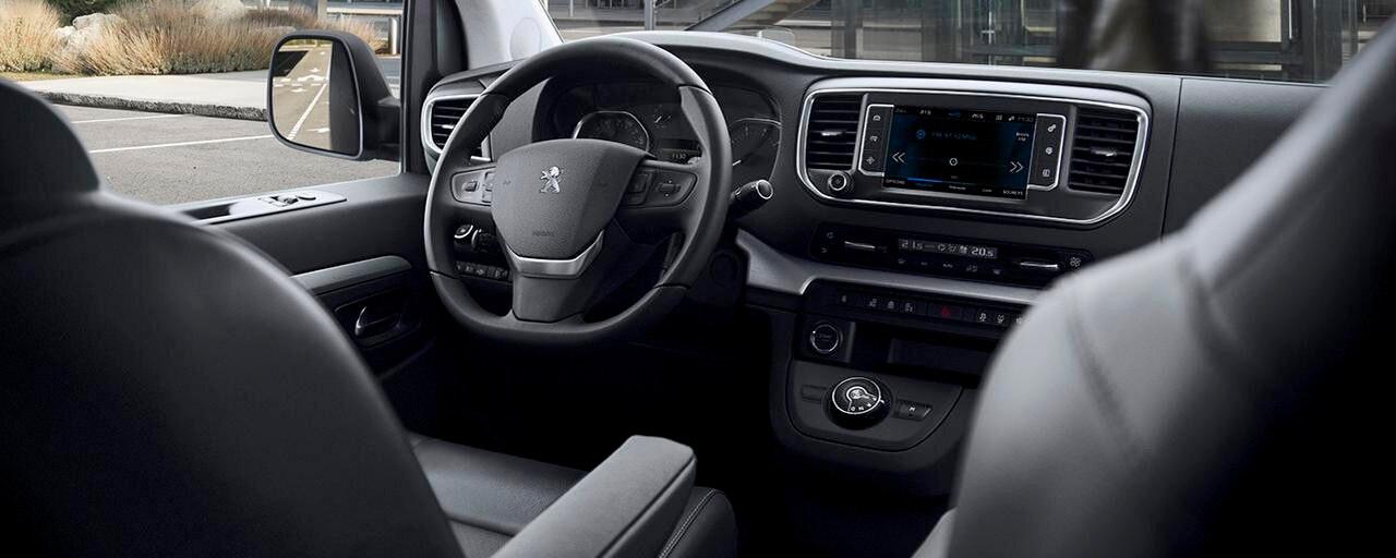 PEUGEOT Traveller – Idealer Reise-Van – Innendesign – Cockpit