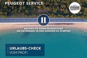 PEUGEOT Urlaubs-Check – Jetzt Angebote zu Sicherheit, Komfort und Hygiene entdecken