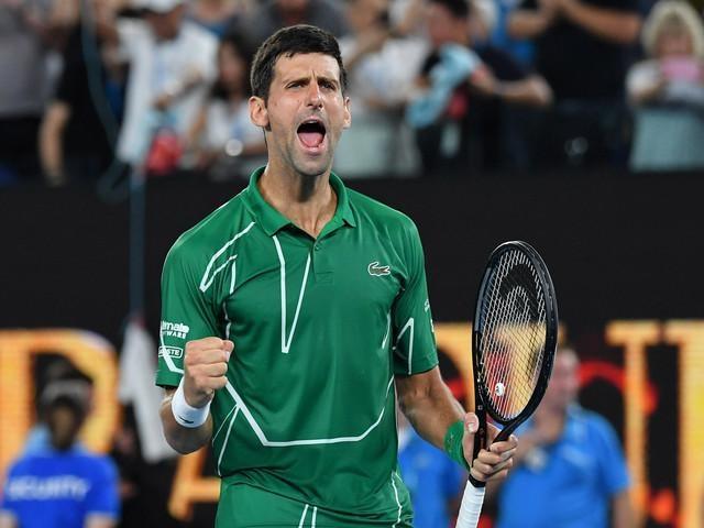 Markenbotschafter Novak Djokovic