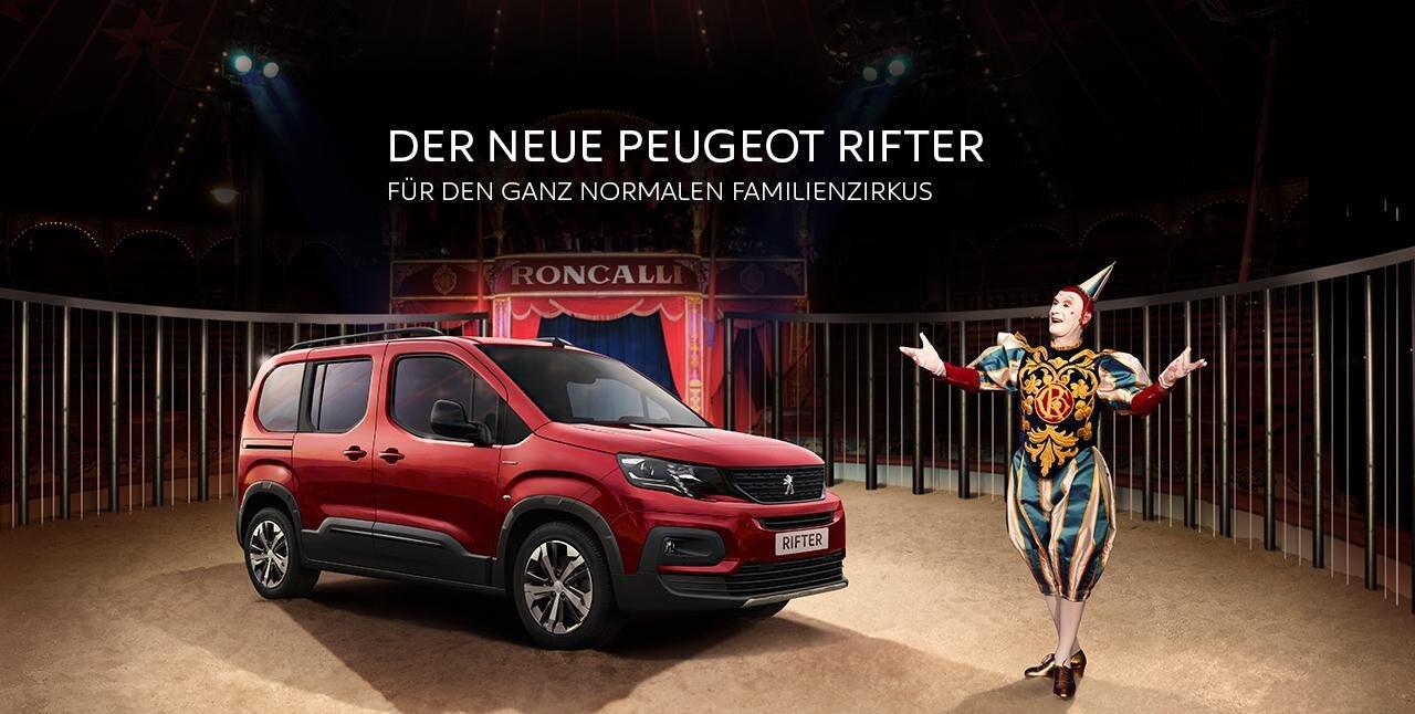 Der-neue-PEUGEOT-RIFTER-beim-Circus-Roncalli