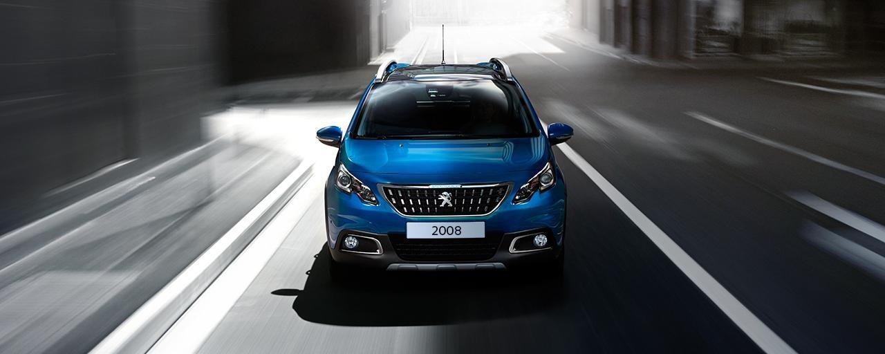 SUV-PEUGEOT-2008-Front
