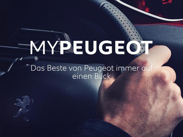 MyPEUGEOT-App-entdecken