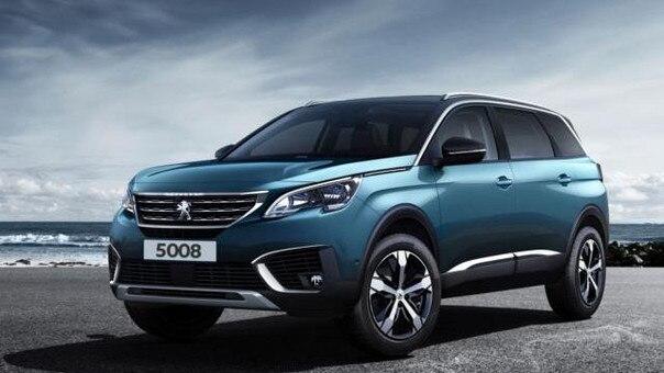 Neuer SUV PEUGEOT 5008 Design