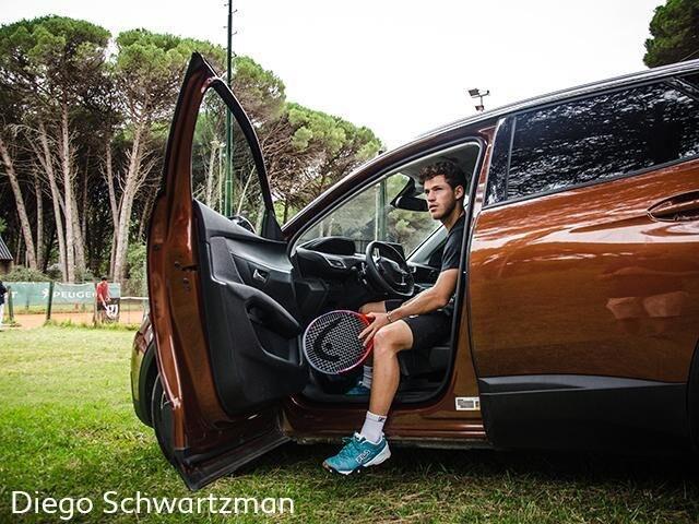 PEUGEOT-Tennis-Diego-Schwartzmann