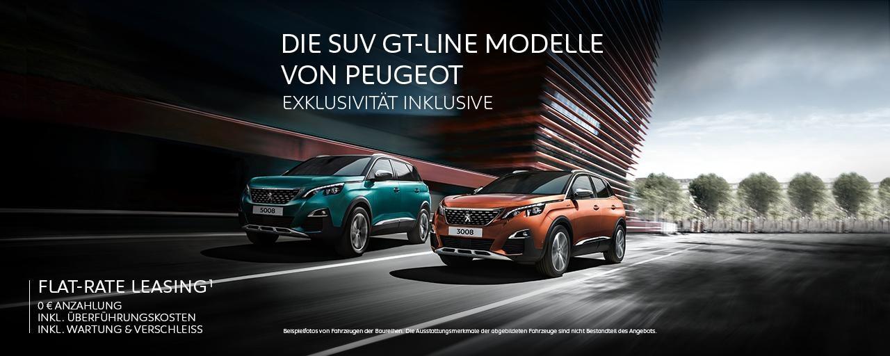 SUV-GT-Line-Modelle-PEUGEOT-3008-und-5008-entdecken