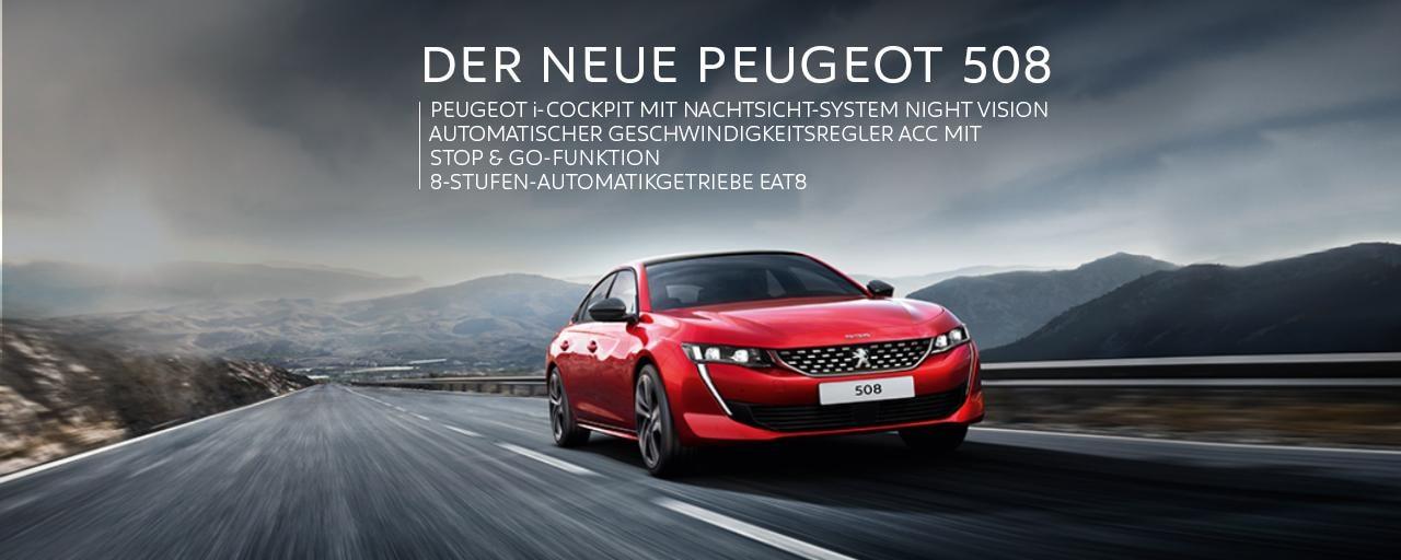 Neue-PEUGEOT-508-Coupé-Limousine-mit-vielen-Extras-wie-Night-Vision