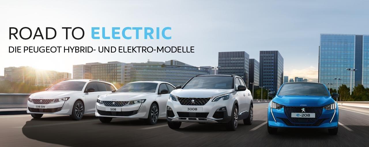 Road to Electric Tour Elektro- und Plug-In Hybride live erleben und testen