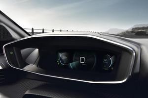 Elektroauto und Plug-In Hybrid – Leistungsanzeige