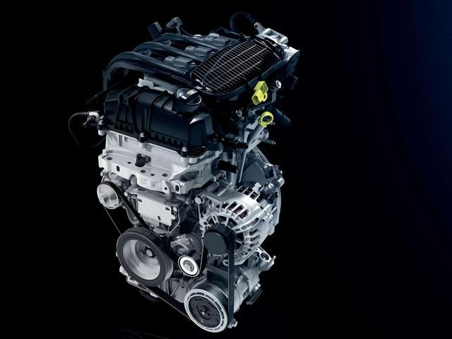 PEUGEOT-108-Benzinmotor