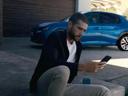 Fernstuerung Ihres Elektroautos ueber Remote-Zugang