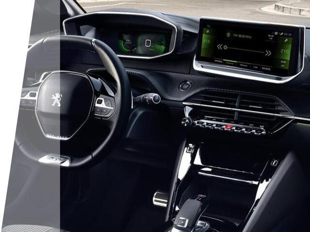 Neuer PEUGEOT 208 – Innendesign - Digitale Anzeigen - PEUGEOT i-Cockpit® - 3D Technik