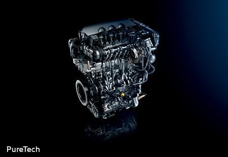 PEUGEOT-PureTech-Benzinmotor