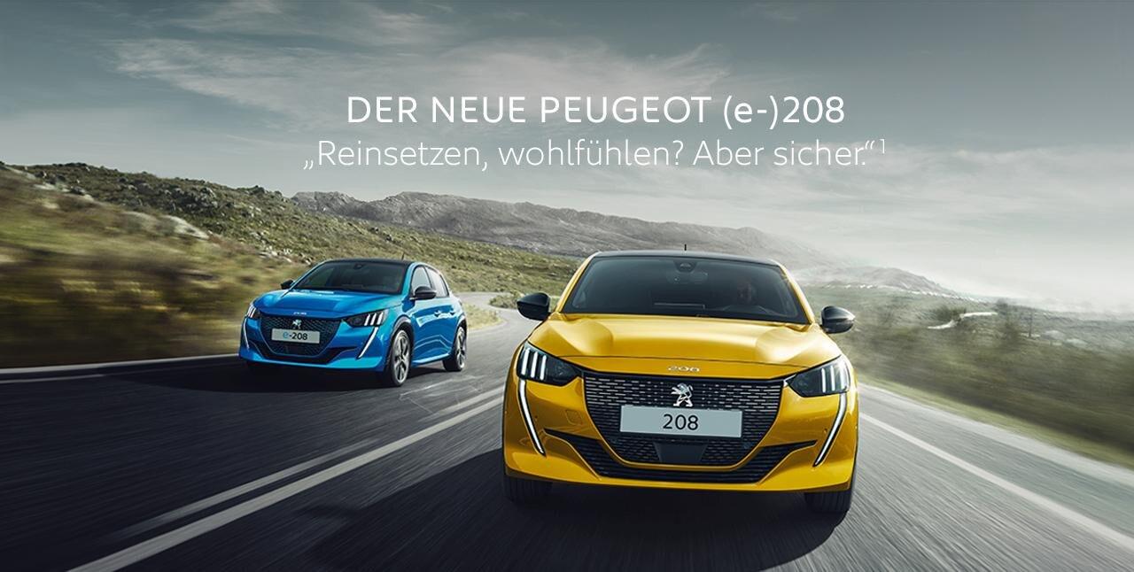Neuer PEUGEOT 208 – Pressestimmen zum neuen Stadtauto