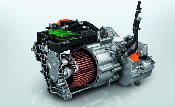 Der neue City-SUV PEUGEOT 2008 – Elektromotor