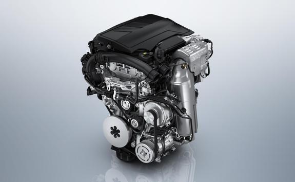Der neue City-SUV PEUGEOT 2008 – PureTech Motor