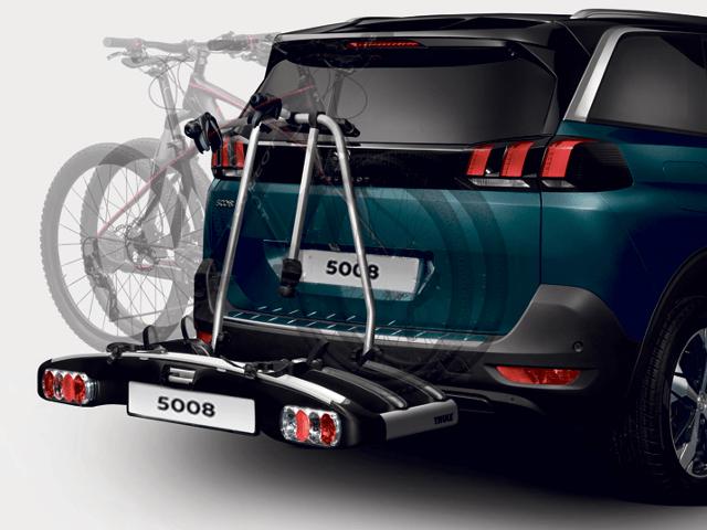 PEUGEOT-5008-Family-SUV-GT-Zubehoer-Fahrradtraeger