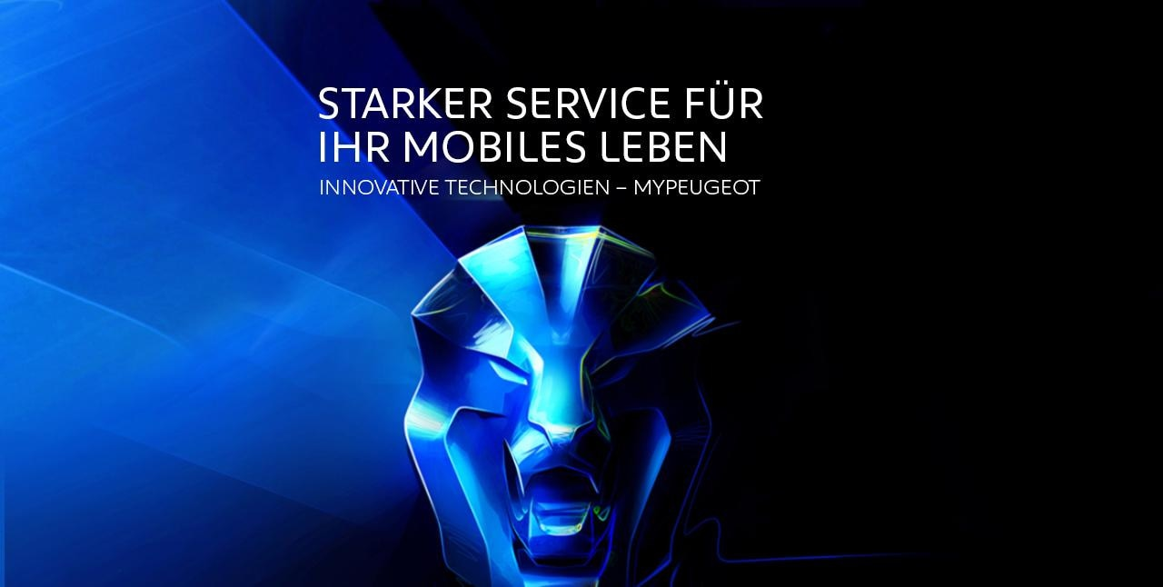 MyPEUGEOT-Starkes-Service-innovative-Technologie