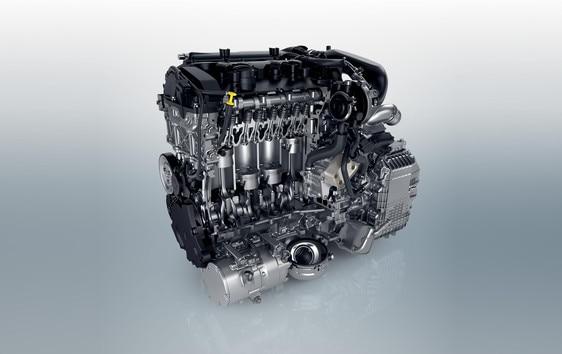 PEUGEOT Plug-In Hybride – Verbennungsmotor
