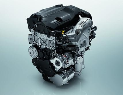 PEUGEOT 508 HYBRID4 Hybrid-Plugin Motor