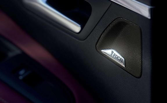 Neuer SUV PEUGEOT 5008 – Focal® Sound System