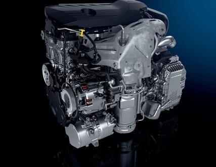 PEUGEOT-Plug-in-Hybrid-Motor