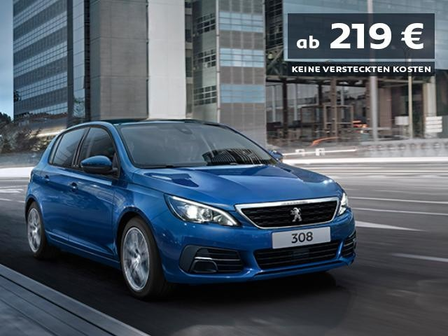 PEUGEOT-308-Flat-Rate-Angebot