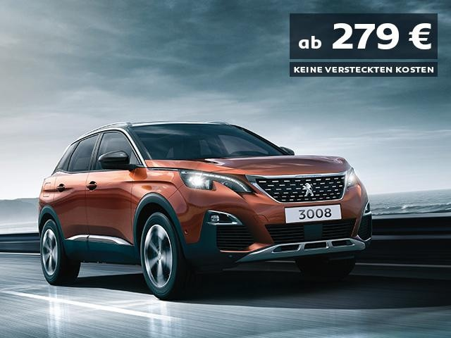 PEUGEOT-3008-Flat-Rate-Angebot