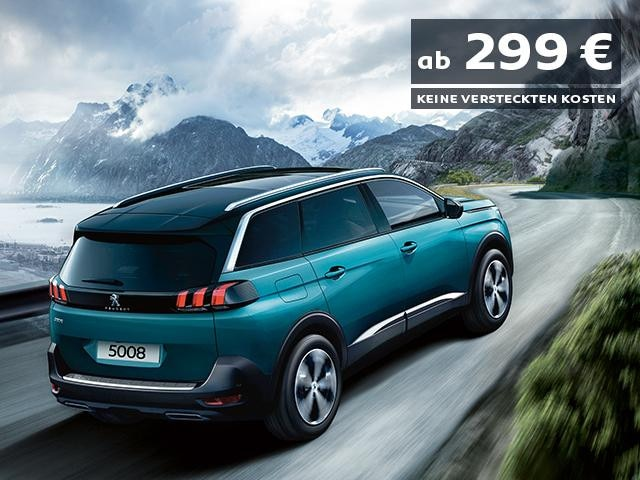 PEUGEOT-5008-Flat-Rate-Angebot