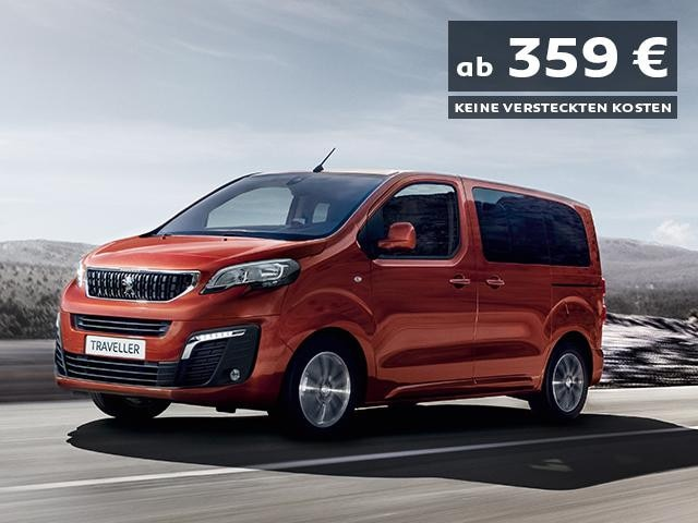 PEUGEOT-Traveller-Flat-Rate-Angebot