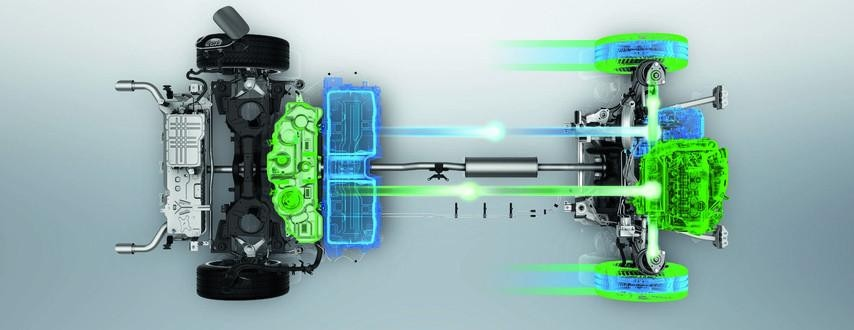 PEUGEOT 508 SW HYBRID Lithium-Ionen Batterie