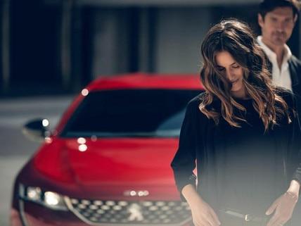 Neuer PEUGEOT 508 GT, die Limousine der Oberklasse – Lifestyle