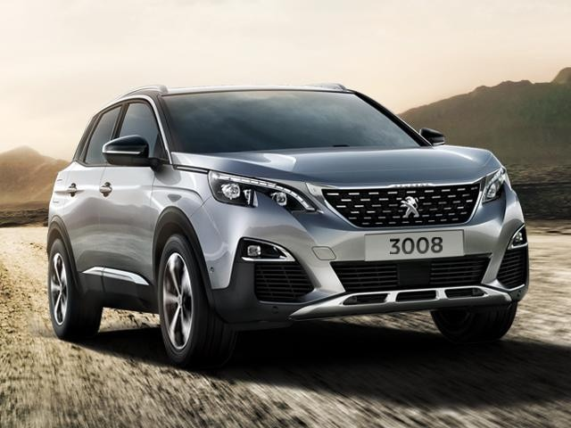 PEUGEOT Compact-SUV 3008 Angebot sichern