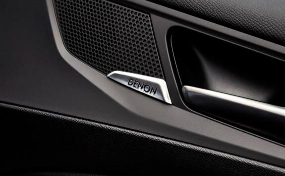 Kompaktwagen PEUGEOT 308 – Hi-Fi-Lautsprecher von Denon®