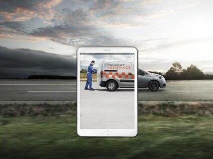 PEUGEOT-Kundenservices-Assistenz-Garantie-Versicherung
