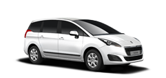5008 Kompaktvan