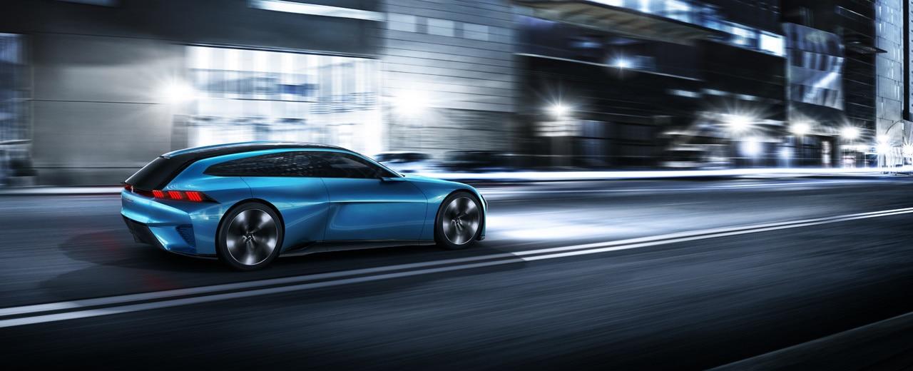 PEUGEOT-Concept-Car-Instinct-Auto-von-morgen