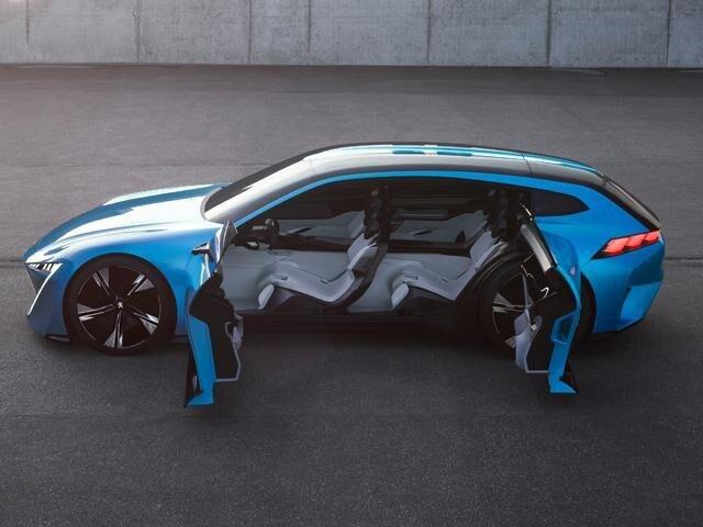 PEUGEOT-Concept-Car-Instinct-Innenausstattung-Raumkomfort
