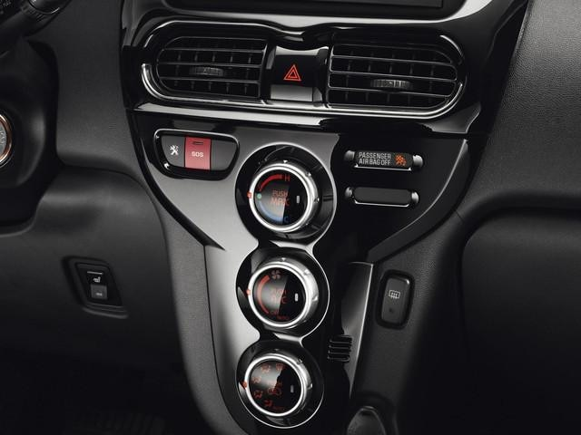 PEUGEOT-iOn-Klimaanlage-automatisch
