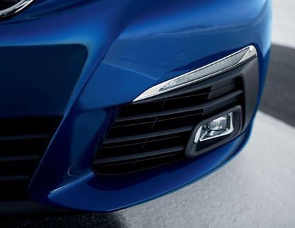 PEUGEOT 308 GT blau LED-Scheinwerfer