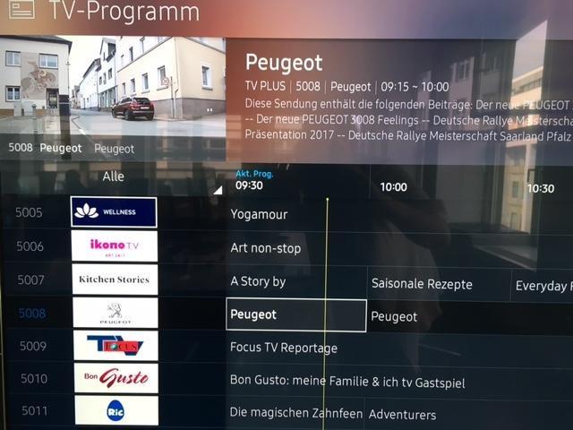 Smart TV App_Bild