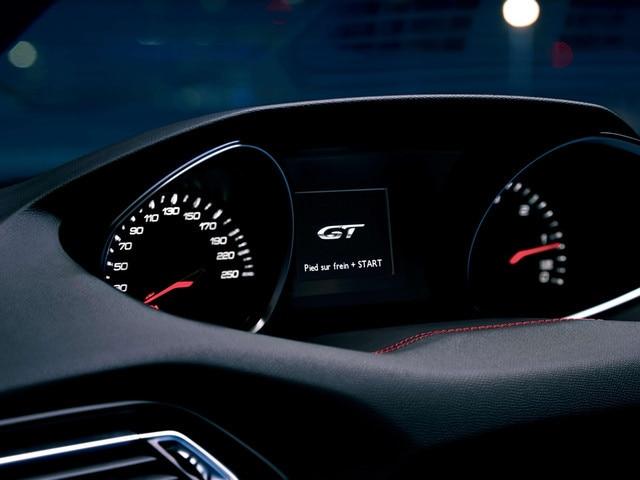 PEUGEOT 308 GT Willkommensgruß Begrüßung Technologie