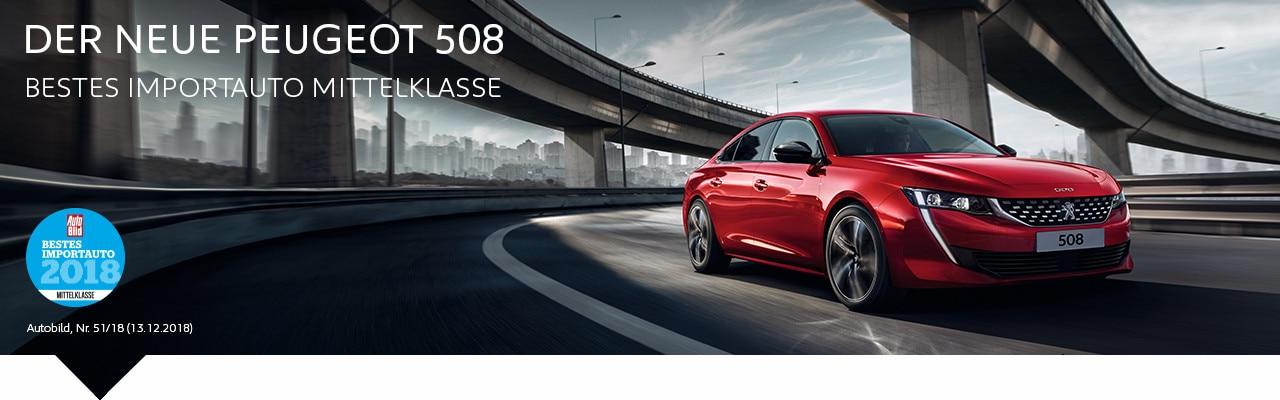 Neuer-PEUGEOT-508-bestes-Importauto-Mittelklasse