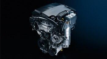 PEUGEOT PureTech Motor hocheffizient