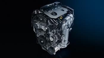 PEUGEOT BlueHDi-Motor umwelt effizient