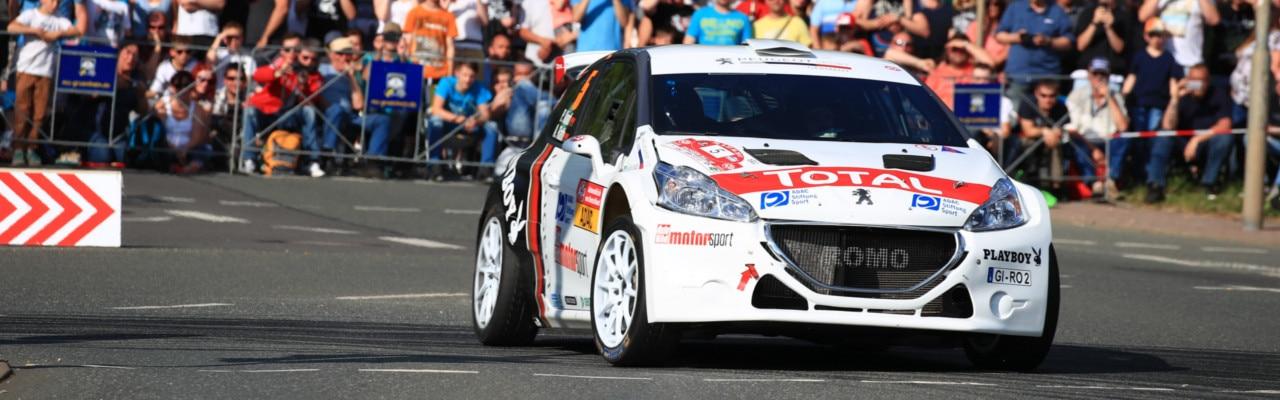 DRM Romo Preugeot Rallye