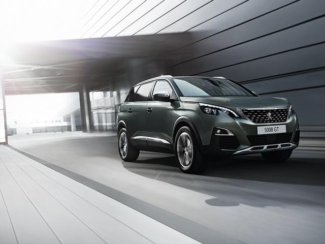 family-suv peugeot 5008 gt – aktuelle angebote