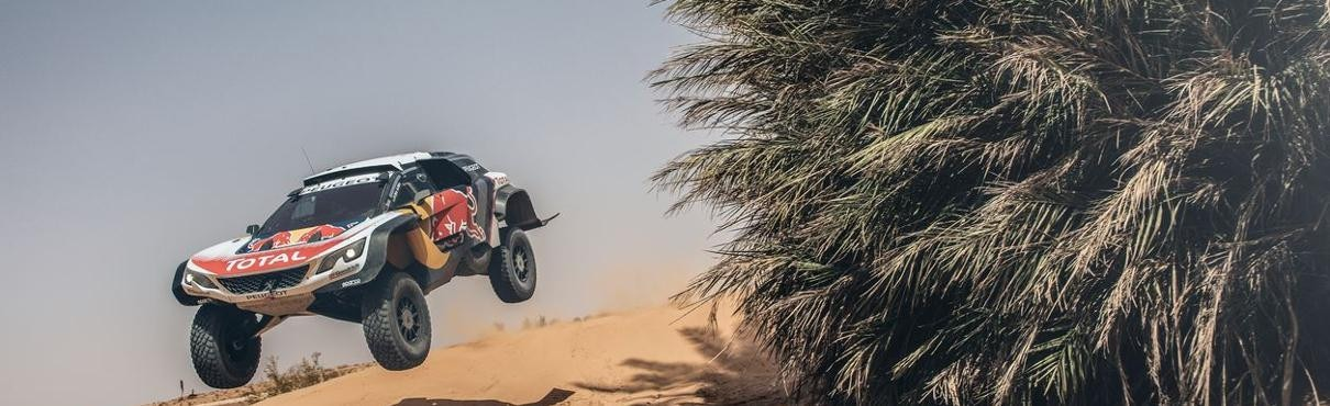 PEUGEOT-DKR-Dream-Team