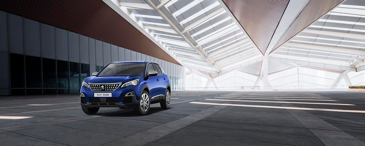 PEUGEOT 3008 Active inkl. Style-Paket